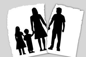 Rozvod rodiny